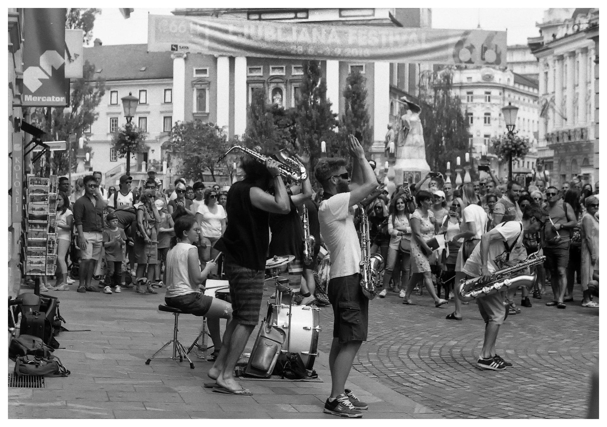 Ljublijana sax band