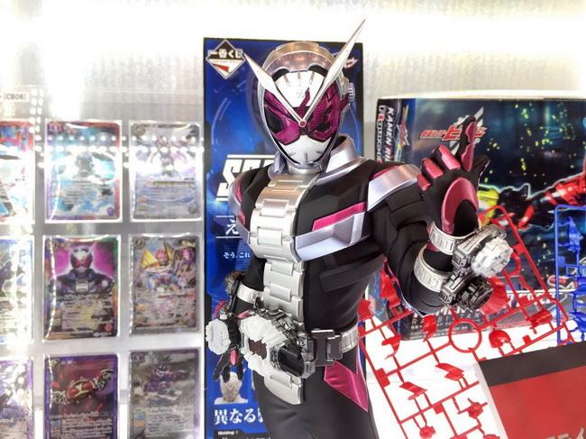 20th Heisei Kamen Rider Series_20