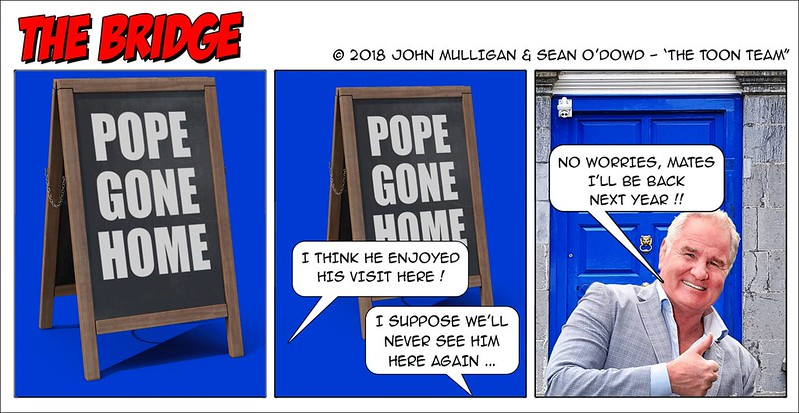 Pope-Gone-Home