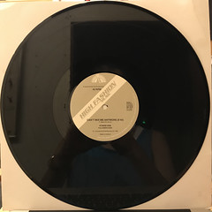 STRIKE ONE:CAN'T TOUCH ME ANYMORE(RECORD SIDE-B)