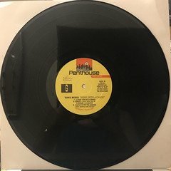 TONY REBEL:REBEL WITH A CAUSE(RECORD SIDE-B)