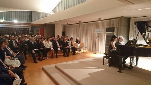 Recital Conmemorativo del 130 Aniversario de Relaciones Diplomáticas México Japón 3