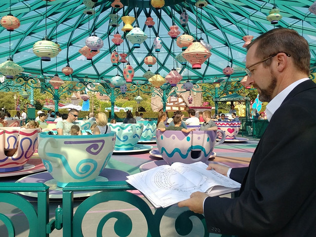 Réhabilitation de Mad Hatter's Tea Cups 9