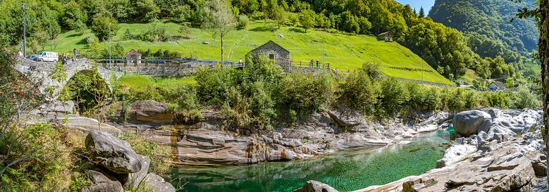 Valle Verzasca 2018 - Ponte dei Salti