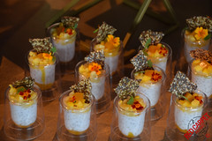 Coconut Chia Seed Tapioca at the 70th Emmys Governors Ball Press Preview - DSC_0013