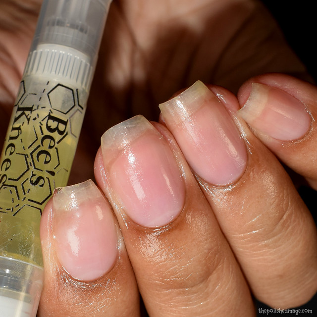bees knees cuticle oil