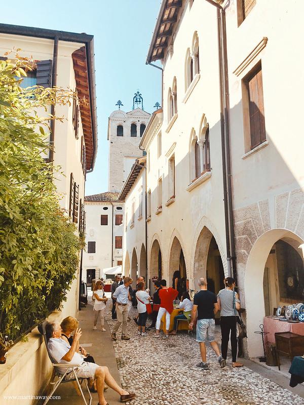Casa di Gaia da Camino e Torre Civica