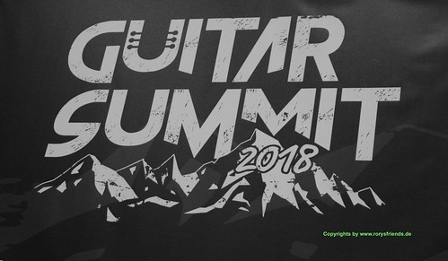 2. Guitar Summit 9.92018 Mannheim-Germany