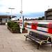 Northbound Jubilee Line Train Departs Dollis Hill