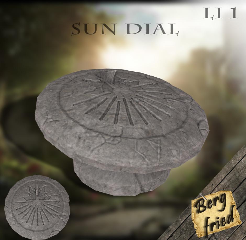 Sun Dial - TeleportHub.com Live!