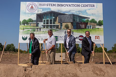 STEM Innovation Center Groundbreaking-87