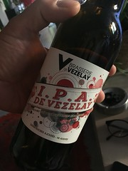 Vezelay IPA - Photo of Vacquiers