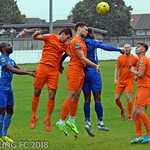 Barking FC v Maldon & Tiptree FC - Saturday September 22nd 2018