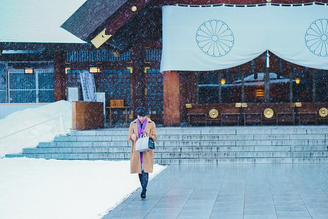 她說旅途若是卷底片|北國之冬 | 16