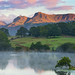Loughrigg Tarn by Michael Sowerby Photography