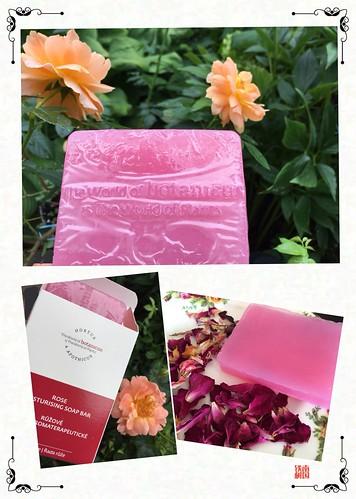 菠丹妮玫瑰香皂,布拉格