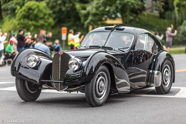 Ralph Lauren's Bugatti