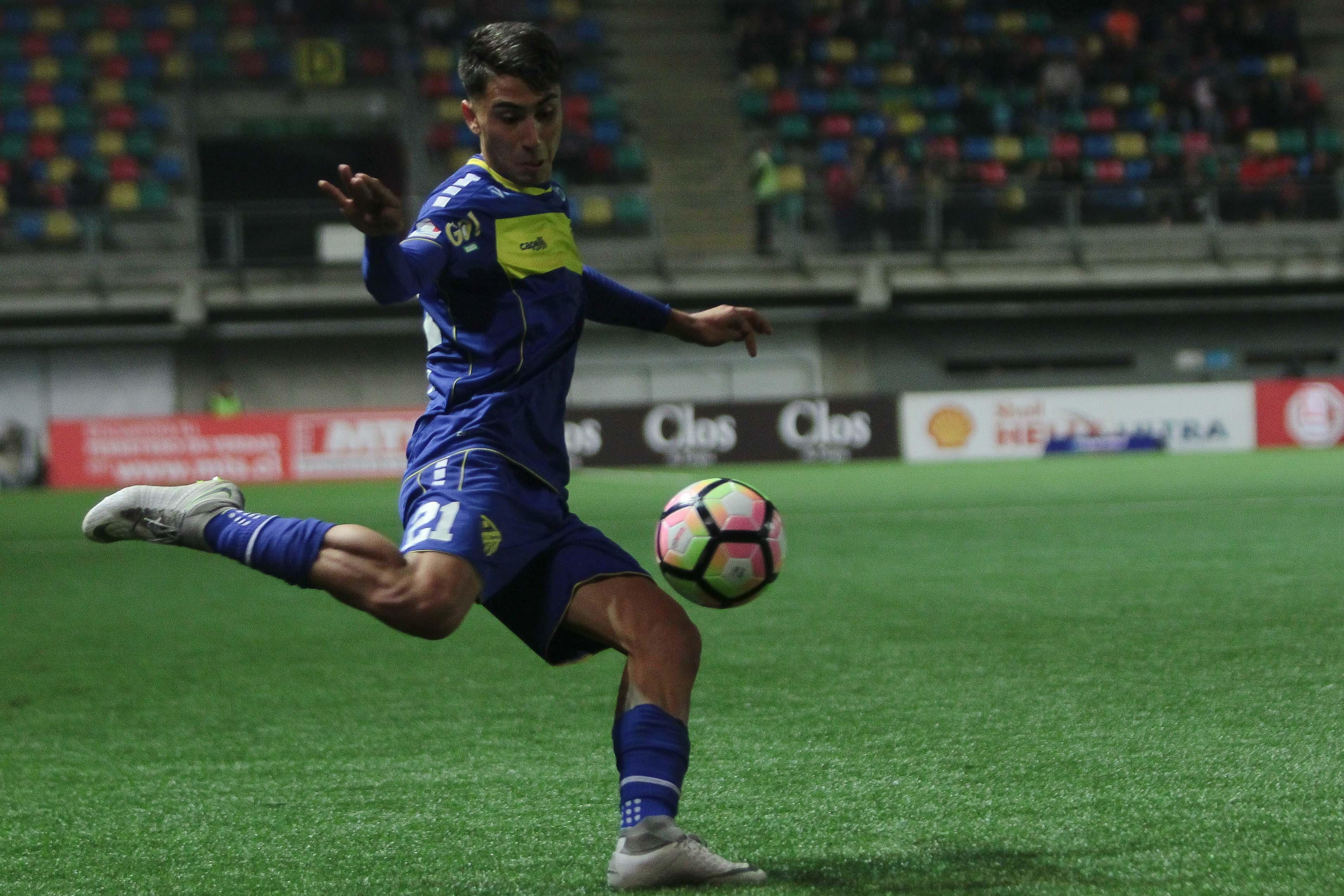 Audax Italiano 1-1 Barnechea