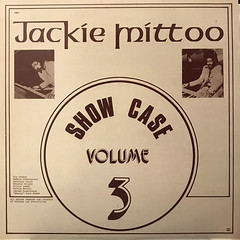 JACKIE MITTOO:SHOW CASE VOLUME 3(JACKET A)