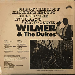 WILMER & THE DUKE:WILMER & THE DUKE(JACKET B)