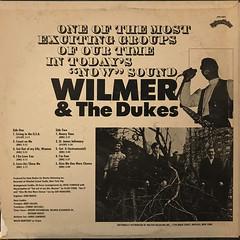 WILMER & THE DUKE:WILMER & THE DUKE(JACKET B)