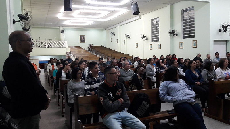 Forania Fátima realiza Semana de Liturgia