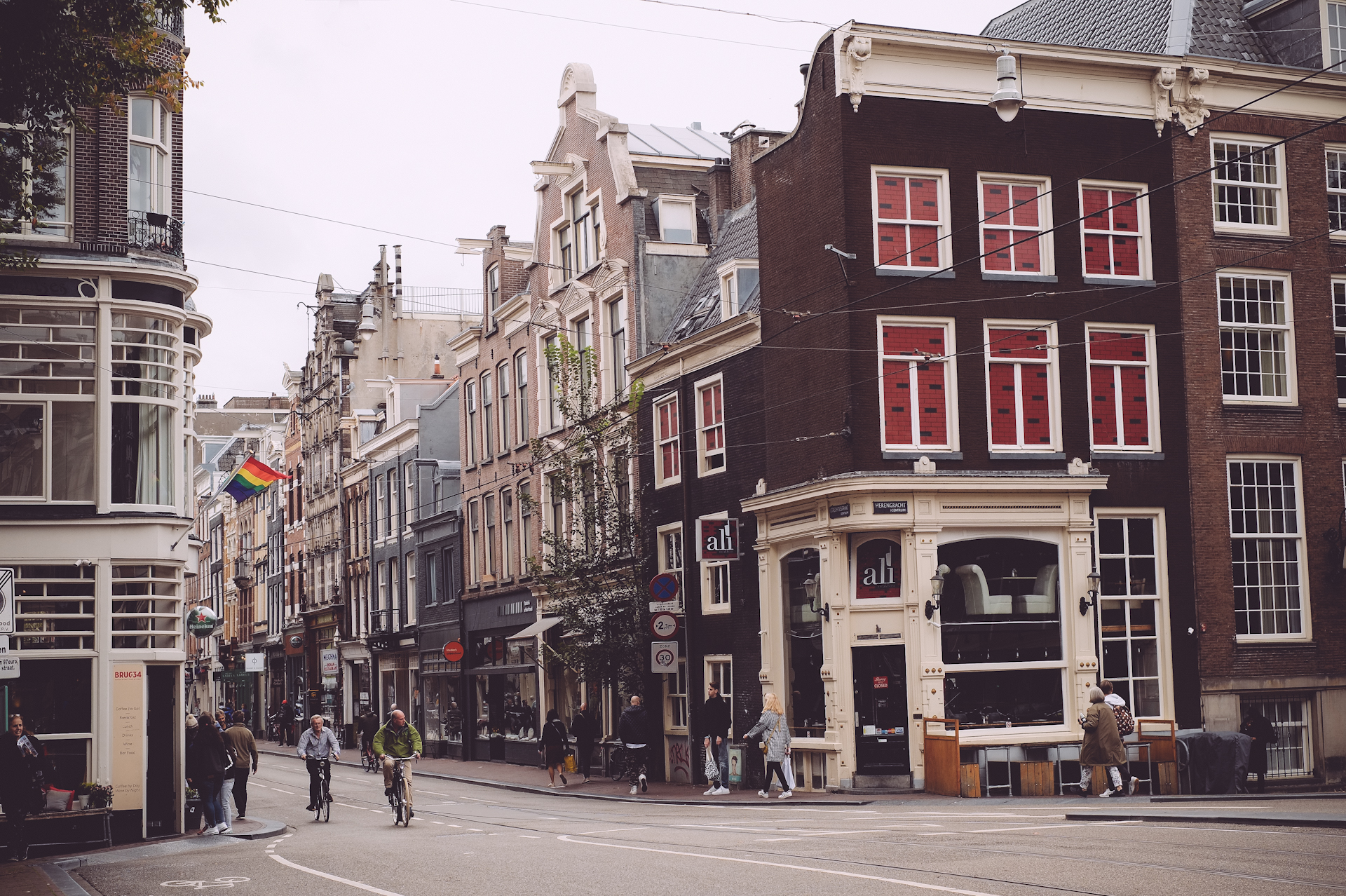 Amsterdam, Saturday