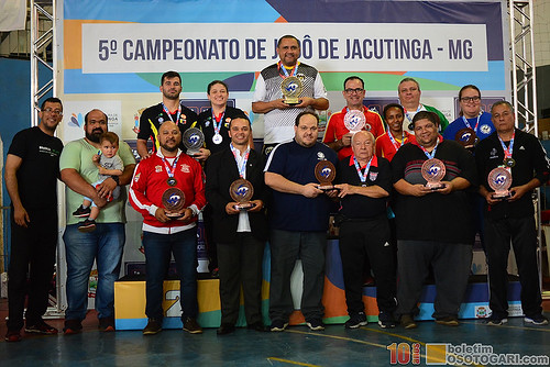 5º Campeonato de Judô de Jacutinga