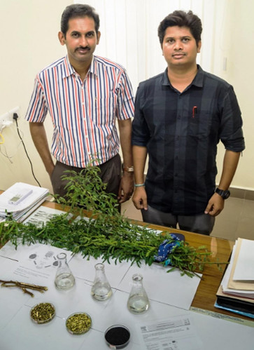 Researchers at IIT Madras