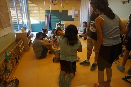 1er dia Escola Bressol Els Pins (Sta. Perpètua de la Mogoda)