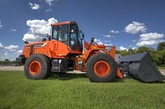 Doosan DL 250 wheel loader