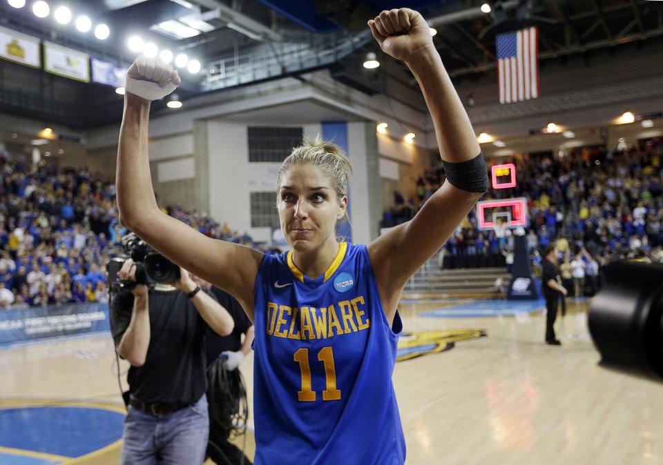 Elena Delle Donne: Delaware's greatest athlete