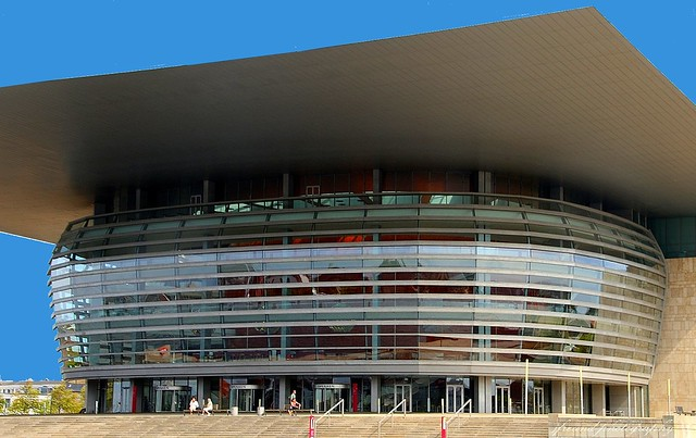The Royal Danish Opera House, Copenhagen