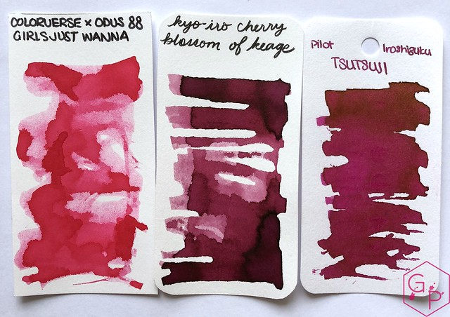 Colorverse x Opus88 Girl Just Wanna Ink Review @Opus88Writing @PenChalet 10