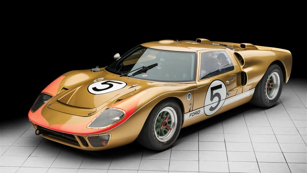Ford GT40 Mk II Coupé