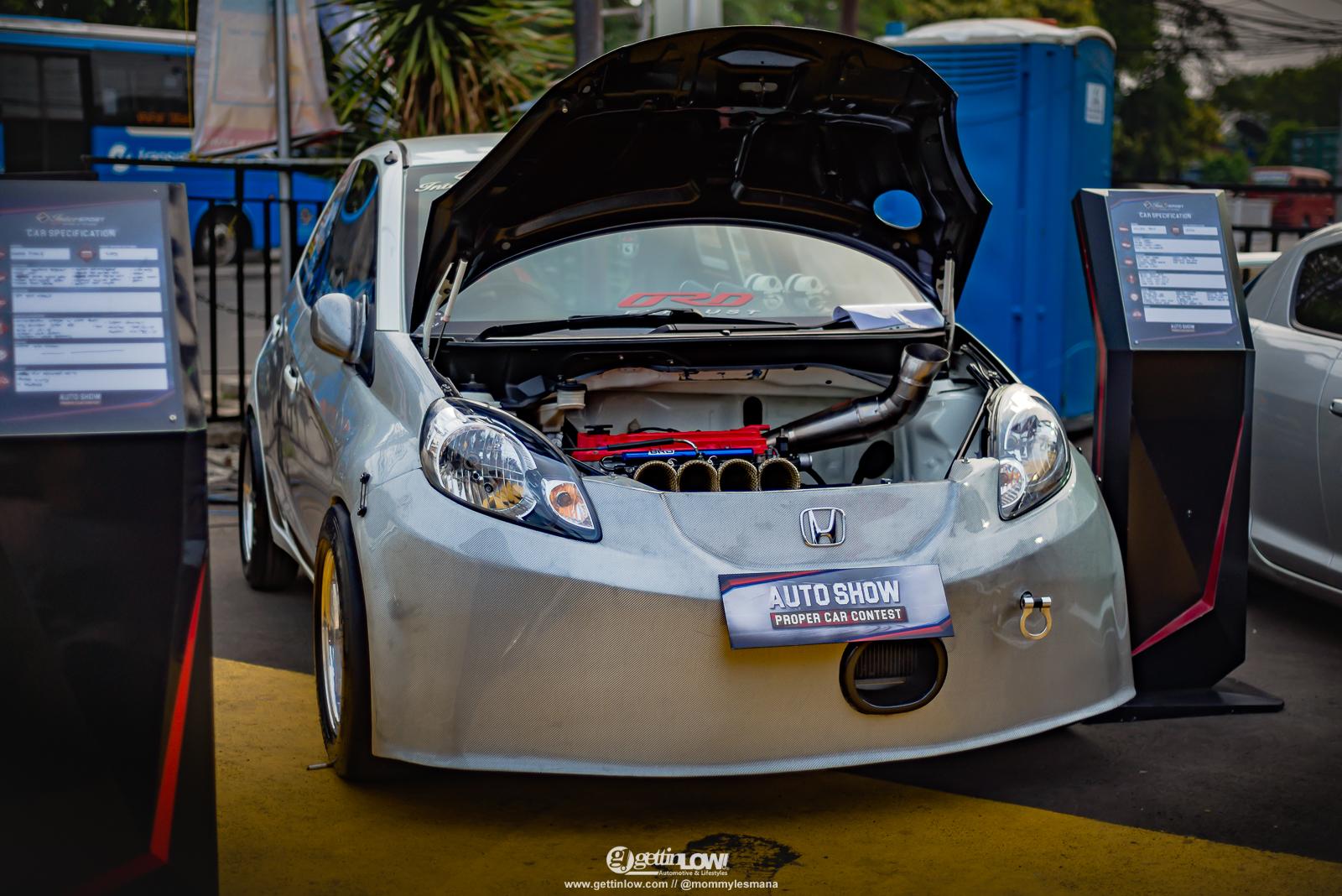 INTERSPORT AUTOSHOW PROPER CAR CONTEST 2018 GRAND CAKUNG JAKARTA