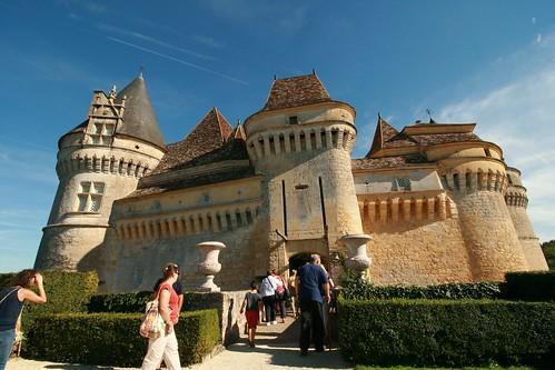 Château de Bannes (Périgord pourpre)
