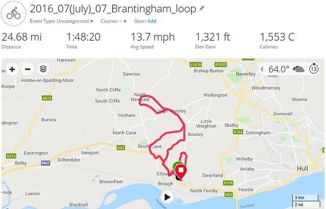 Brantingham loop