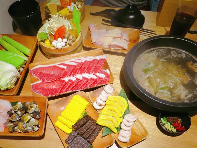 官也溫菜石頭火鍋專賣 天母店 (54)