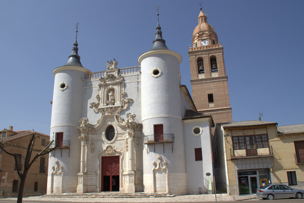 Iglesia de Nuestra Señora de la Asunción (Rueda)