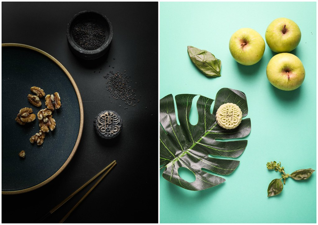 Grand Hyatt Singapore Mooncakes 2018 - 2