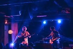 Lee Ranaldo Electric Trim Trio en Subterraneo Chile 2018