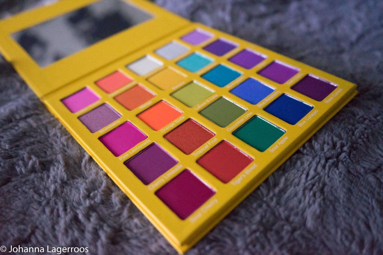slush palette