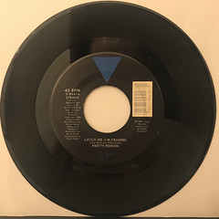PRETTY POISON:CATCH ME (I'M FALLING)(RECORD SIDE-B)