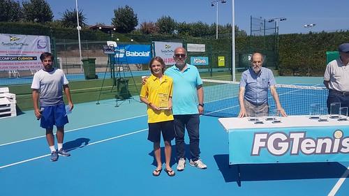 Máster Circuito Gallego Juvenil de Tenis Babolat 2018