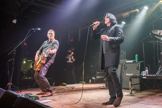 Killing Joke @ Baltimore Soundstage, Baltimore MD,  09/10/2018