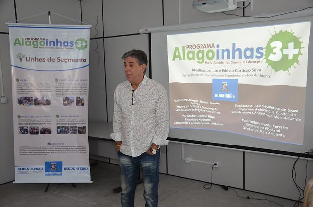 SEDEA - SEDUC - SESAU - Programa Alagoinhas +3