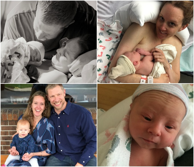 Mama Mary Dolan shares the hospital birth story of her daughter on the Honest Birth birth story series! After struggling with infertility for years, Mary got pregnant via donor egg IVF. She was induced at 40 weeks and had a quick, unmedicated birth in the hospital!