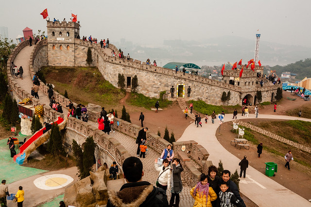 The Great Wall of Chongqing