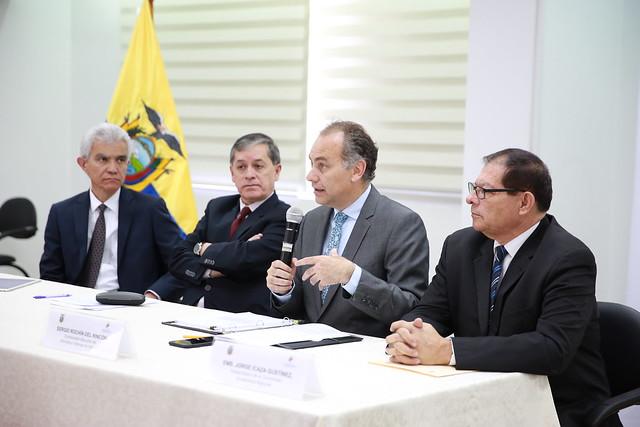 Compensación a las víctimas ecuatorianas del caso